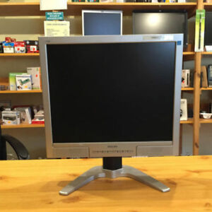 Philips 190B8 19 Inch Monitor with USB/Speakers