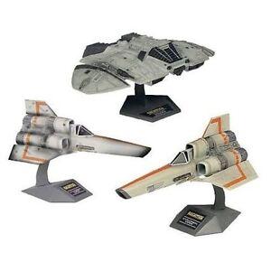 Battlestar Galactica: Viper, Cylon Raider & Cylon