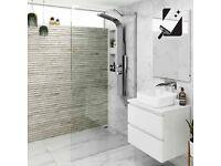 700mm - 8mm - Premium EasyClean Wetroom Panel Quick Code: HWB700
