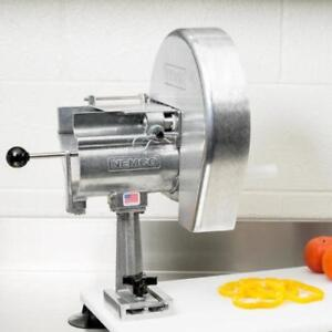 Nemco 55200AN-8 Easy Slicer with 1/4 Fixed Cut Fruit/Vegetable . *RESTAURANT EQUIPMENT PARTS SMALLWARES HOODS AND MORE*