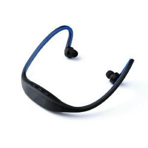 Blue Sports Bluetooth Music Behind-the-ear Headset - Handsfree -