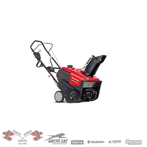 HONDA POWER EQUIPMENT HS720C SNOWBLOWER @ DON'S SPEED PARTS