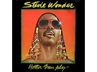 Stevie Wonder Hotter Than July LP for sale £5