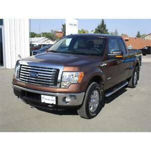 2012 Ford F-150 XLT Supercab 4x4