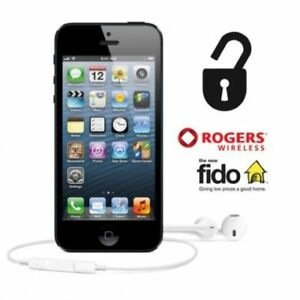 Rogers, Fido, Telus, Bell,Virgin,Koodo unlocking Start From $15