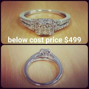 DIAMOND ENGAGEMENT RING DIRECT FROM MANUFACTUER