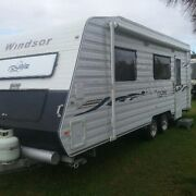 Windsor Royale Caravan 2009 Coobowie Yorke Peninsula Preview