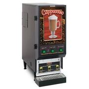 Bunn Cappuccino Machine