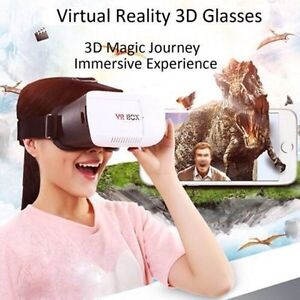 Gear VR 3D Movie Game Virtual Reality GLASSES + BLUETOOTH REMOTE