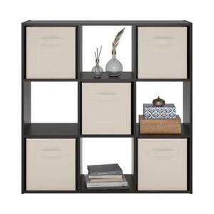 Cubes storage cabinet