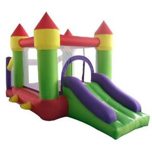 INFLATABLE BOUNCY HOUSES AND CASTLES ON SALE NOW
