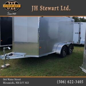 NEW 2018 high country 6 x 12 tandem axle utility