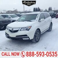 2011 Acura MDX AWD ELITE
