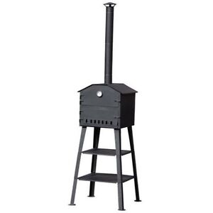 CHARCOAL OUTDOOR OVEN / PIZZA OVEN
