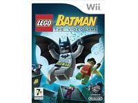 Wii - Lego Batman
