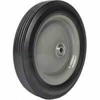 "10 x 1.75"" Semi-Pneumatic Tire / Wheel"