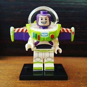 Lego minifigure Buzz lightyear