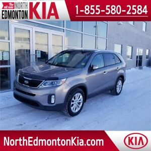 2015 KIA Sorento EX-V6 LUXURY  **LEATHER-SUNROOF**