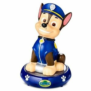 NEW: PAW Patrol Talking Night Light(Chase,Marshall or Skye)
