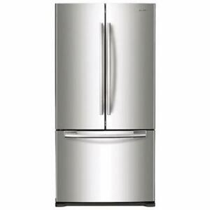 SAMSUNG RF18HFENBSR, FRENCH DOOR REFRIGERATOR, ON SALE (NA 7)