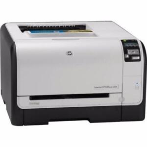 HP LaserJet Pro CP1525nw Color Printer (Off leased / Used)
