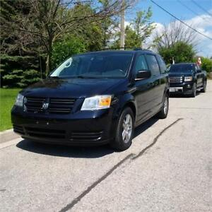 2010 Dodge Grand Caravan SE. Low KMs, Certified. 9054322277