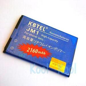 KBTEL J-M1 JM1 Battery 2160mAh BlackBerry BOLD 9790 9900 9930