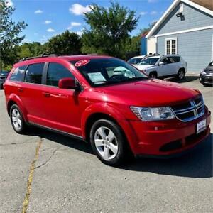 2014 Dodge Journey SE Plus w/touch screen/rear climate control