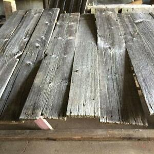 reclaimed barn wood of all kinds