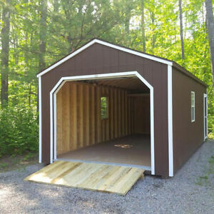 PORTABLE GARAGES | ATV STORAGE | WORKSHOP | GARDEN SHEDS Cornwall Ontario image 3