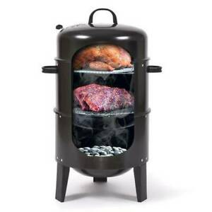 Portable Charcoal Smoker and BBQ for Outdoors- DELIVERED Sydney City Inner Sydney Preview