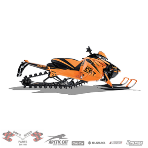 NEW 2017 ARCTIC CAT M 9000 KING CAT @ DON'S SPEED PARTS