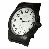 Horloge de Fer Montre-Bracelet / Wrist-Watch Iron Clock