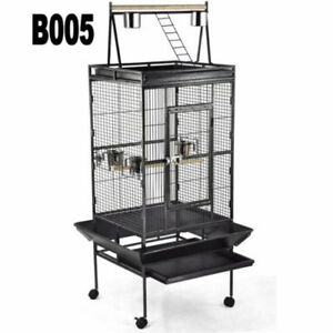 brand new large play top parrot cage B005 on sale now