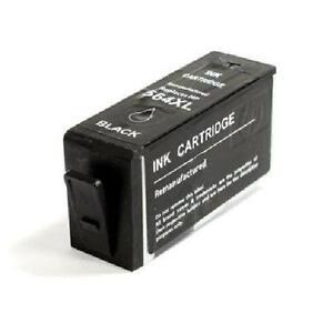 HP 564XL Combo Pack (BK-PBK-C-M-Y) Compatible Ink Cartridges - H