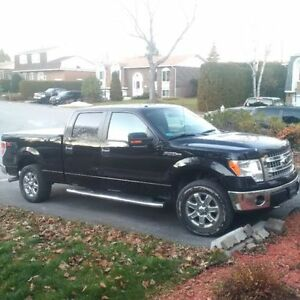 2013 Ford F-150 SuperCrew XLT-XTR Pickup Truck