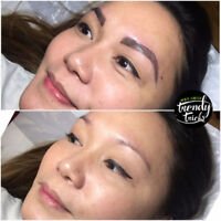 Quality quality! 3D Microblading Eyebrows (Semi-permanent)