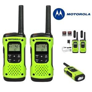 Motorola T600 two-way radios - Radios bidirectionnelles T600
