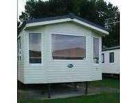 static caravan to hire Seton Sand's