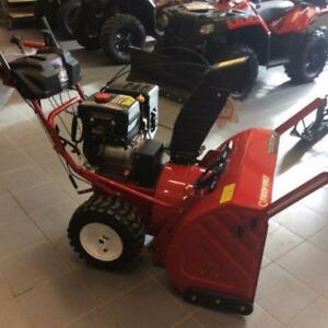 Troy Bilt Commercial Snowblower 33 inch - SAVE $1000.00 - Sale $1399.00