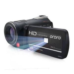 Caméra Vidéo Numérique HD INFRA-ROUGE NEUVE de 24MP