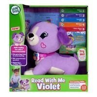 "Read With Me Violet "" Leap Frog"" BRAND NEW!!!"