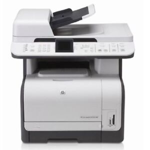 HP Color LaserJet CM1312nfi  laser printer, copier, scanner, fax