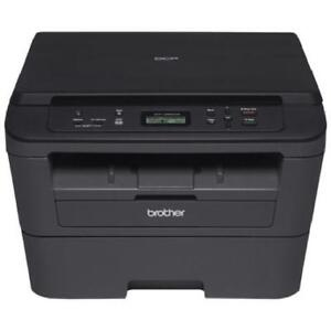 ! A ! *** $ave 20% *** Brother DCP-L2520DW - Compact Monochrome Laser 3-In-1 with Wireless Networking and Duplex Printin
