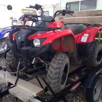 2013 Yamaha Grizzly 300