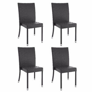 *SONAX* C-306-TPP PARK TERRACE / PATIO CHAIRS (Set of 4)