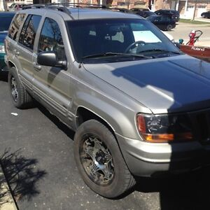 2000 Jeep Grand Cherokee Other