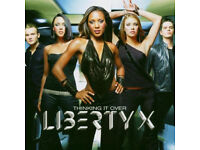 Liberty X - Thinking It Over 5033197177823