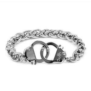 50% OFF All Jewellery - Stainless Steel | Chain Cuff Bracelet