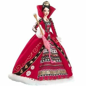 *NEW* 2007 Barbie as The Queen of Hearts by Mattel Prince George British Columbia image 2